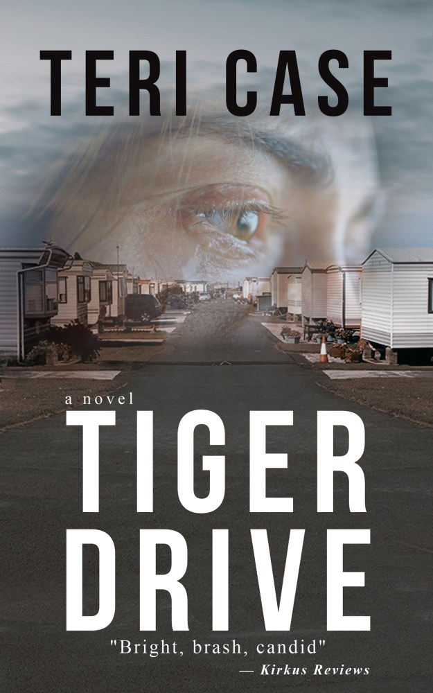 Tiger Drive New Cover