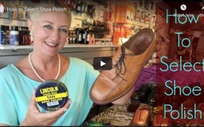 How to Select Shoe Polish