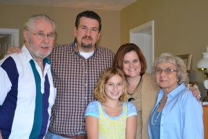 Grandparents, Family, Encouragement