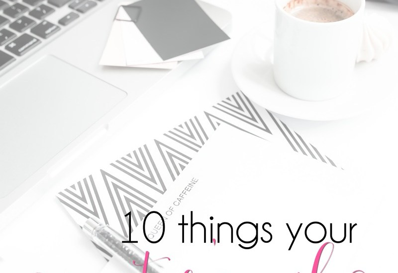 10 things your pastor's wife wants you to know, simple truths about her life and her heart that every congregant should understand.