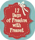 12 Days of Freedom {Freeset USA} www.terilynneunderwood.com