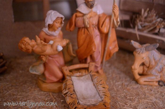 Where Did Baby Jesus Go www.terilynneunderwood.com