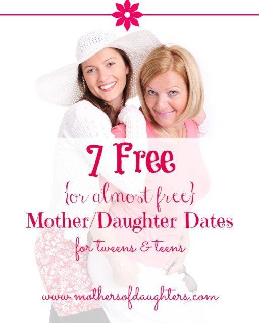 mothers of daughters july