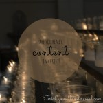 are you really content in christ || 31 days of living well || TeriLynneUnderwood.com
