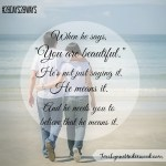 Accept His Compliments || Teri Lynne Underwood