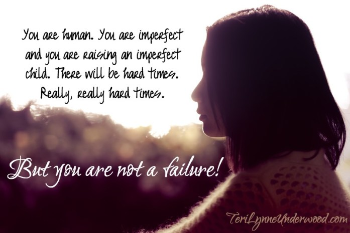 "when the enemy whispers, ""failure"" into your spirit, know the truth: you are not a failure!"