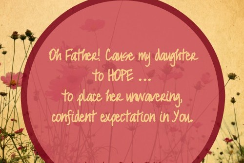 #PrayersforGirls based on Psalm 71:14 ... TeriLynneUnderwood.com