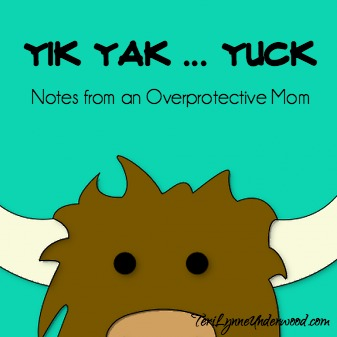 Yik Yak ... Yuck {Notes from an Overprotective Mom}