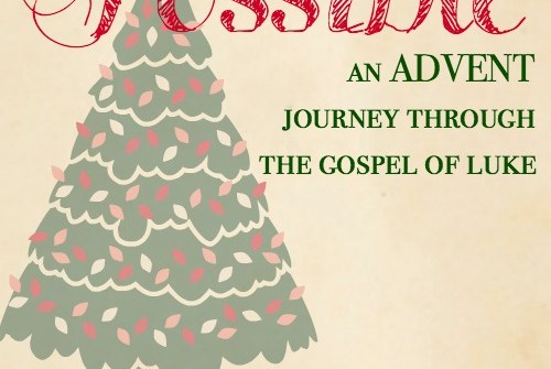 POSSIBLE: Advent readings through the Gospel of Luke on Facebook.com/TeriLynneUblog