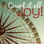 Count it ALL joy? Even the hard parts?