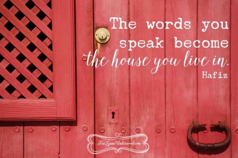 10 Verses to Guide Your Words