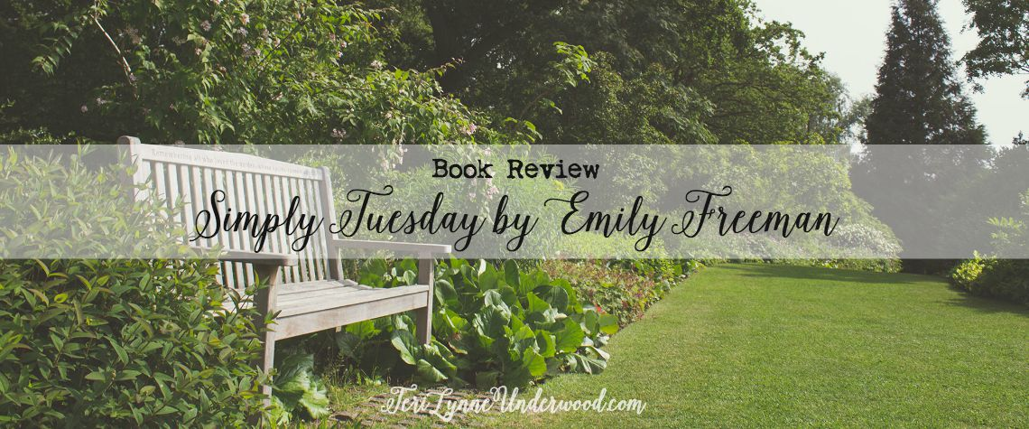 Simply Tuesday by Emily P. Freeman review