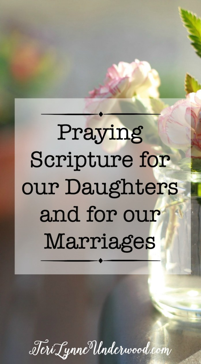 When we root our prayers in the living and active Word of God those petitions become even more powerful and purposeful.