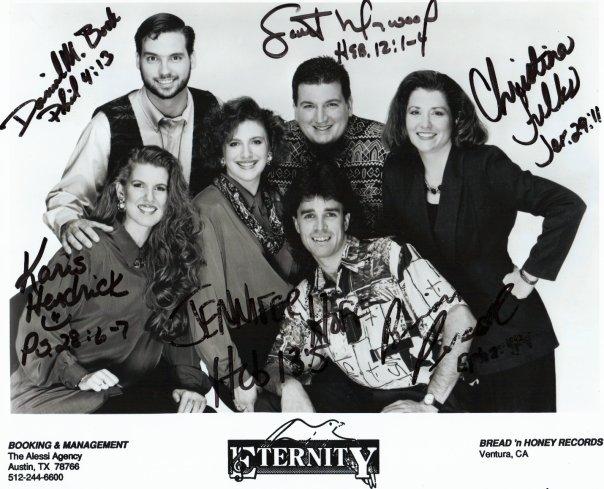 Eternity 1994-1995