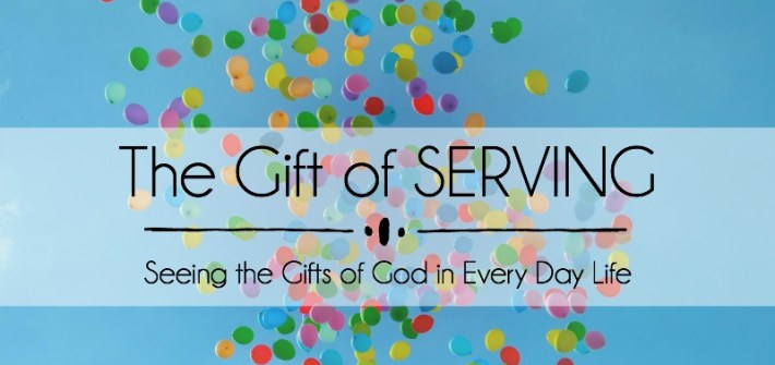 And how we use our time is an important measure of our understanding of God's generosity to us. The gift of serving others is never a waste of our time, rather it's a reflection of our abiding in Christ.