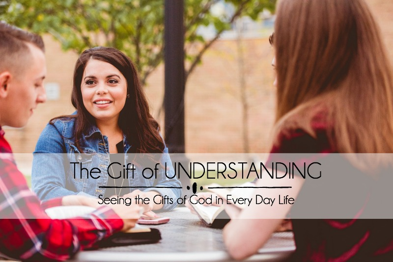 Extending understanding in our relationships opens the door to deeper friendships and deeper love. This gift of understanding isn't just a good idea, it's a godly imperative.