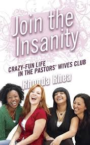 Join the Insanity — a great book for pastors' wives