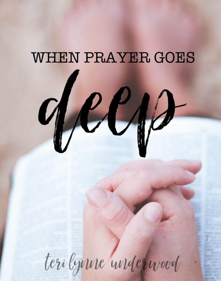 How do we move from a shallow, self-centered prayer life into the depths of intimate communing with our Father? Five truths from Matthew 6.