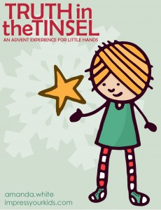 Truth in the Tinsel || Family Advent Resources