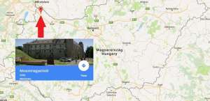 Mosonmagyaróvár poloha na mapě