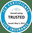 Term life insurance best rates
