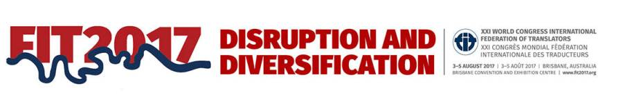 FIT 2017 Disruption and Diversification