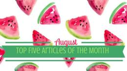 Top Five Articles of the Month on termcoord.eu – August 2018
