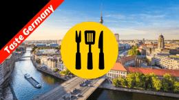 I·ATE: Taste Germany