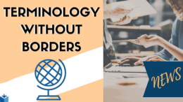 Terminology Without Borders – What is new?