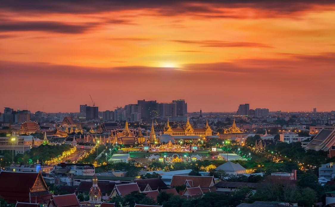 泰国节庆 | 佛诞日Termial 21带你游览曼谷寺庙