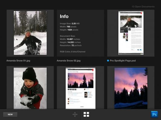 Adobe-Nav-open-documents