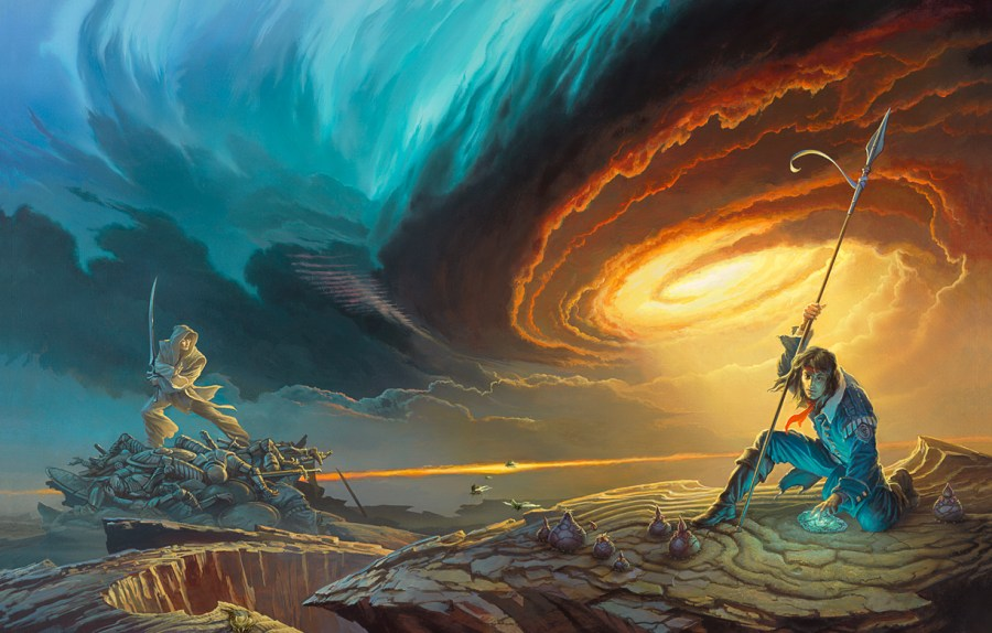 Words of Radiance  an Instant Top 10 Epic Fantasy   Terminal Wars     7 Science Fiction and Fantasy Novels for your 2014 reading list