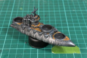 Cherbourg Class Battle Cruiser
