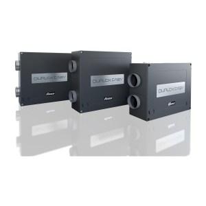 Rekuperatorius Duplex 250 EASY su CPA valdymo pultu  • Termomisija.lt Oro kondicionieriai, šilumos siurbliai. Montavimas, prekyba, priežiūra