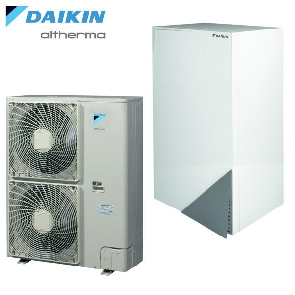 Daikin Altherma 2 ERLQ014CW1/EHBH16CB3V 14,55kw, 220V  • Termomisija.lt Oro kondicionieriai, šilumos siurbliai. Montavimas, prekyba, priežiūra