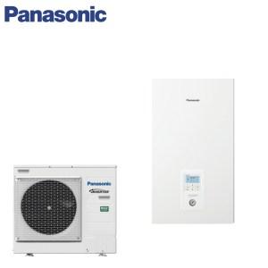 Panasonic Aquarea HP Bi-Bloc 3,2kW KIT-WC03J3E5  • Termomisija.lt Oro kondicionieriai, šilumos siurbliai. Montavimas, prekyba, priežiūra