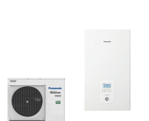 Panasonic Aquarea HP All in One 12,0kW 400V KIT‑ADC12HE8  • Termomisija.lt Oro kondicionieriai, šilumos siurbliai. Montavimas, prekyba, priežiūra