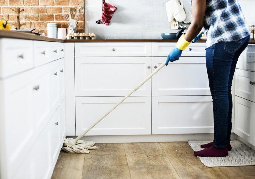 covid-19 na limpeza residencial