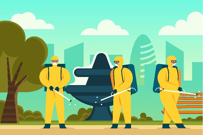 Como montar uma empresa de sanitização