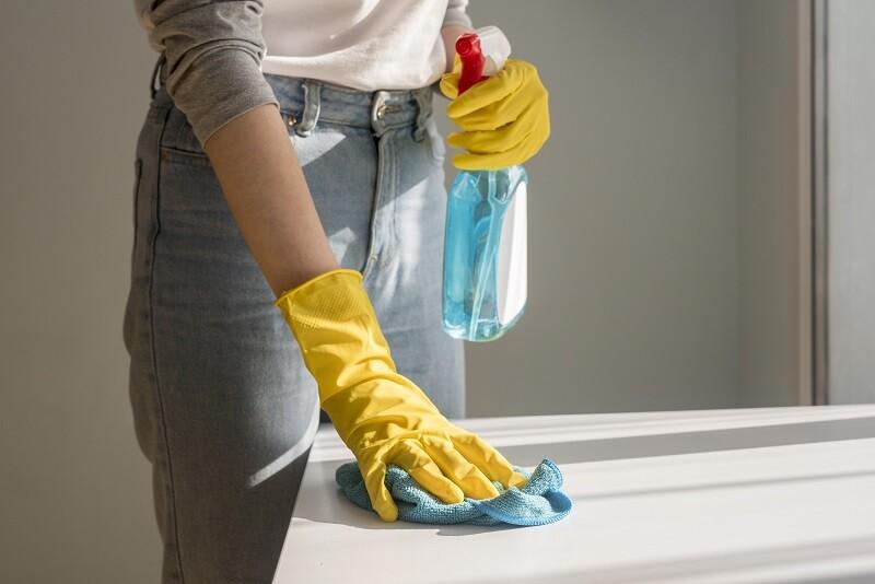 Termopix - Qual a diferença entre sanitização e desinfecção?