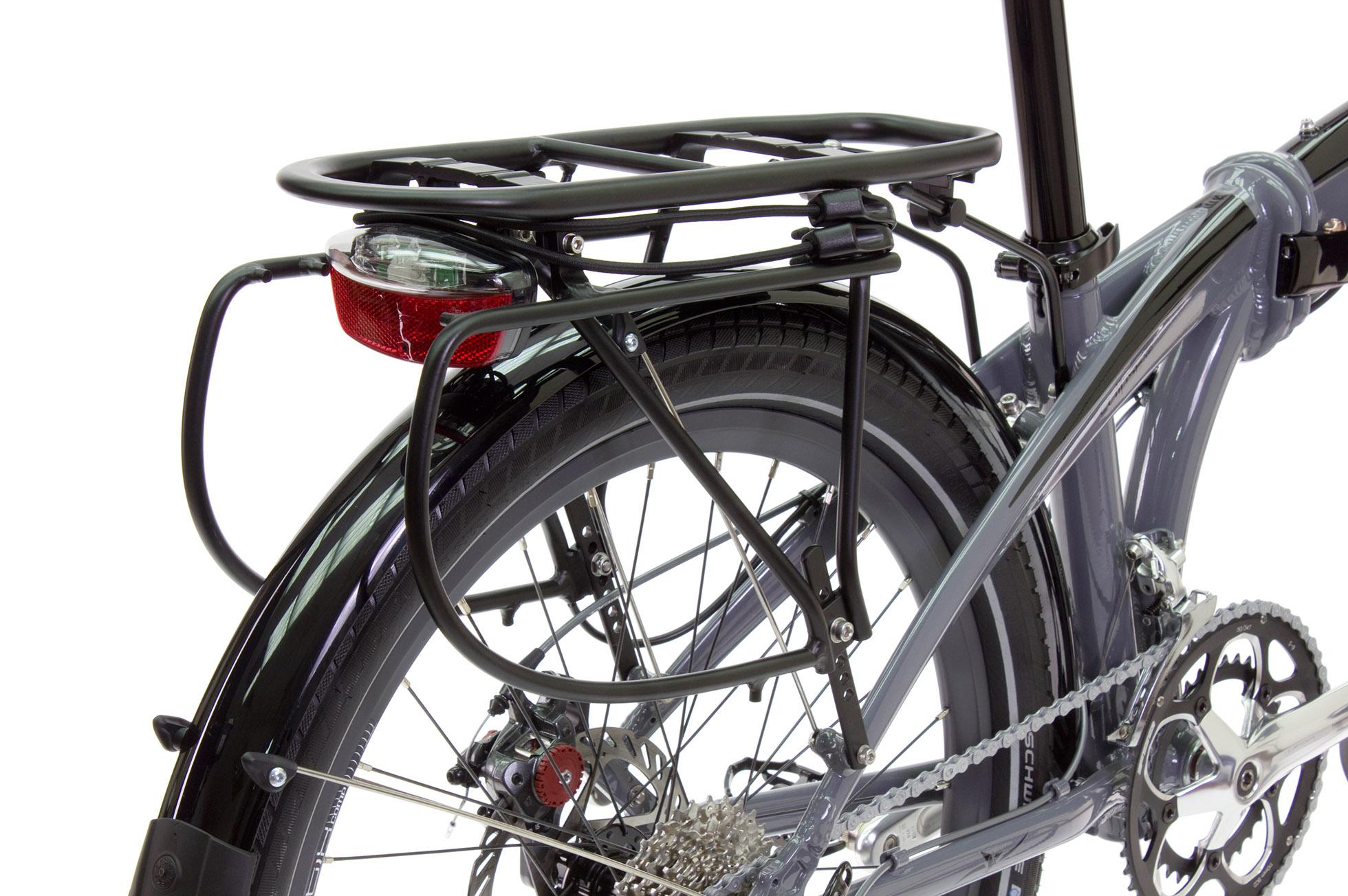 cargo rack tern bicycles
