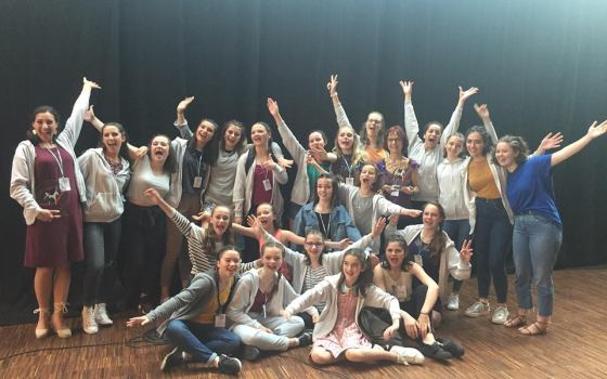 Rencontres départementales organisées par la Fédération Française de Danse