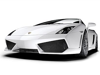 Lamborghini LP560-4 - divulgação