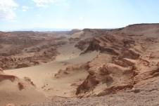 As dunas do deserto