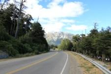 Ruta 40, chegando em Bariloche