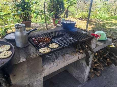 Experimentando as deliciosas Pupusas de El Salvador
