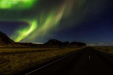 O reencontro com a Aurora Boreal