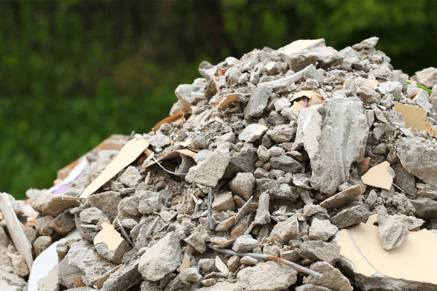 Gerenciamento de resíduos, o que se pode aproveitar da demolição