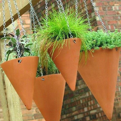 Wall Hung Planters