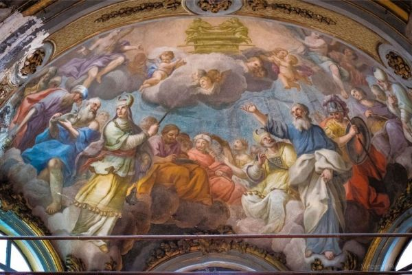 Chiesa di Sana Chiara - Ballarò Palermo